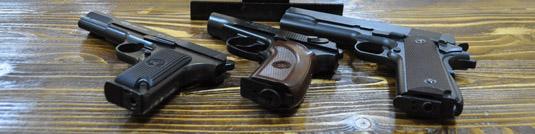 Классификация пневматики по назначению: для развлечения, охоты, спортивной стрельбы