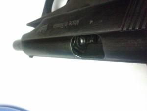 Переделка МР 654к под свинцовые пули